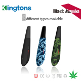 2017 trending product wholesale dry herb vaping device black mamba vaporizer