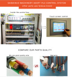 Machine use good quality parts