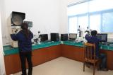 Projector Laboratory equipment