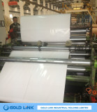 Adhesive Glossy Cast Coated Paper
