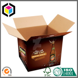 RSC Corrugated Board Packaging Box