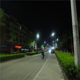 120W Road light Project in Henan of China
