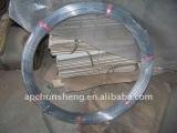 galvanized oval wire