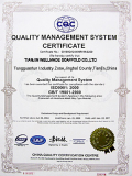 ISO9001:2000 Certificate-Tianjin Wellmade Scaffold Co.,LTD