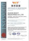 ISO9001 2008 of GENERATOR