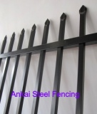 2100mm X 2400mm Spear Top Garrison Security Fencing