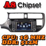 WITSON A8 Chipset S100 platform car dvd navigator K3 / RIO 2012 KIA FORTE