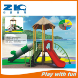 children outdoor playground on sell zhongkai factory