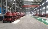 One Corner of Crsuhing Machine Wrokshop in Zhongxin