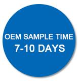 OEM Sample Time 7-10 Days