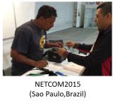 NETCOM2015 (Sao Paulo,Brazil)