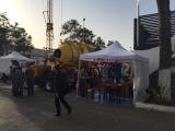 2015 Algeria Agent Visiting BATIMATEC Fair