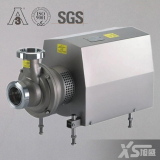 Stainless Steel Hygienic CIP Self Priming Pump