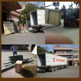 The customized products delivery