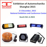 Exhibition of Automechanika Shanghai 2015 in Shanghai on 2-5 December