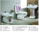 ceramics/ best sell sanitary ware one piece toilet (0002-1)
