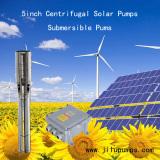 5inch Solar Power Centrifugal Deep Well Pump