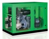 New Products(Oil-free compressor, High pressure compressor)