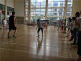 2015.7 chanta Mixed badminton doubles