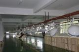 Operating lamp finish area