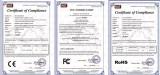 CE/ FCC/ RoHS Certification