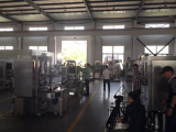 Filling machine production line