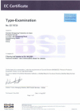 CE Certificate about Respirator