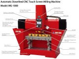 CNC milling machine for cylinder block and head (MG1000)