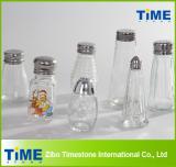 Glass Pepper Salt Shaker and Storage Jar