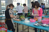 Healthy Cooking Competition.