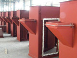 The bucket elevator production