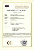 LED bulb certificate