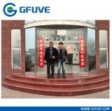 Agent Visit GFUVE Factory