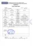 GRANITE TEST REPORT CERTIFICATE 1