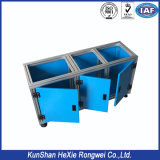 cabinet sheet metal product