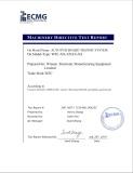 CE Certificate 3
