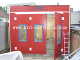 Spray Booth Real Machine---7200(4)