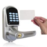 Zinc Alloy MIFARE Card Lock with Password UL-300MF/P