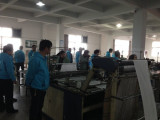DONGFANG people visit our supplier′s factory in Suzhou