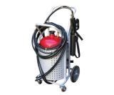 QXWT35 Water mist system (Trolley)