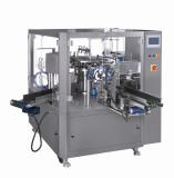 Rotary packing machine food packaging machine