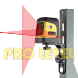 Self-Leveling Pocket Cross Laser Level (EK-112R)