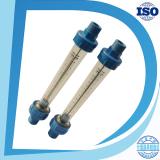 Polysulfone flow meter strong alkali resistance flowmeter
