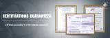 Certificat of UTS