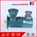 Frequency-Conversion AC Asynchronous Induction Motor for Coalmine Winch