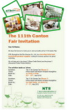 The 111th Canton Fair Invitation -in phase 3