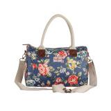 Pastoral Canvas Large Capacity Travel Bag Shoulder Bags