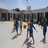Basketball′s Activity Among Staff