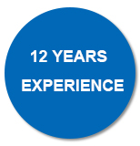 12 Years Experience