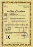 CE Certificate for Mini Dp/Dp Cable